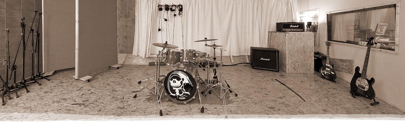 Tonstudio Raum