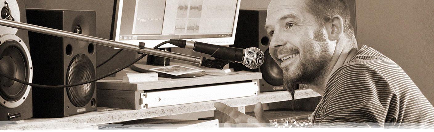 Tonstudio Konzept