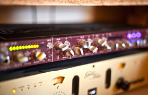 Tonstudio Equipment